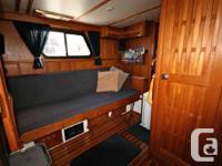 Galavant is the quintessential PNW to Alaska cruising
