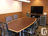 eutral location to hold an interview. -Videoconference