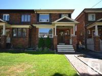 Newly Renovated Semi-Detached Home In The John Wanless
