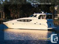 This big Sea Ray is loaded with options and is located