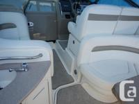 The Sundancer Series from Sea Ray is a real head turner