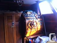 This boat is located in Cowichan Bay. 302 gas engines,