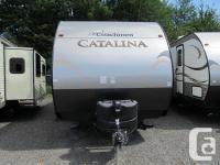 2015 Coachmen Catalina 283RBKS The Coachmen Catalina is