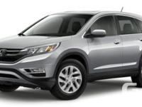 Description: This is a 2016 Honda CR-V EX. Call for