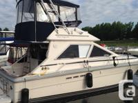 White Hull with Black Full Camper Canvas in Terrific