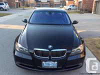 330 Xi BMW 2006 Certified with emission text and Car