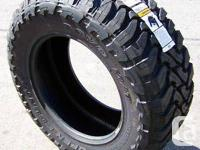 33X12.50X18 TOYO OPEN COUNTRY M/T TIRES $409ea.PLUS