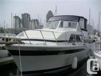 Master Stateroom Aft Features a Double Offset Berth,