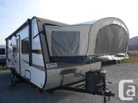 2016 Starcraft Travel Star Expandable 229TB Designed to
