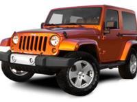 Description: 2011 Jeep Wrangler Rubicon Black Ops Call