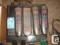 "6 (""NEW"") RCA Satellite Receivers ( NO MODIFICATIONS )"