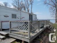 2000 34' Terry Trailer, sleeps 4 (masterbedroom in the