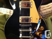 """""""MISSING"""" from our Rehearsal Space: My Black Les Paul"""