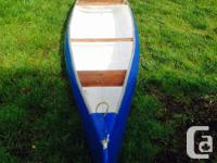 Excellent Condition Lake Canoe, well kept in the Family