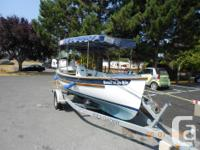 Canadian Transport Canada Registered electric boat -A