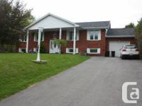 Gorgeous rural Ennismore setting for this majestic high