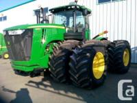 9410R 2013 John Deere 9410R, Articulated four
