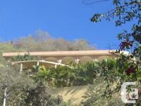 Beautiful ocean view home for sale in La Manzanilla,