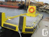 NEW 26' x 10' Steel Barge - to be built with middle