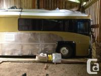 My loss is your gain. Unfinished bus conversion must