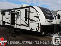 Description: The 2016 White Hawk 25BHS, by Jayco, is a