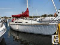 1985 C&C 33 Asking Price: $35,900.00 Last out of water