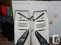 35 inch Simmonds 991 Air Pads, Right Blocker and Left