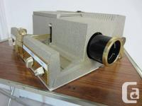 35 mm Slide Projector and Accessories.  Excellent value