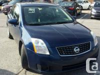 No RUST!  I am selling my Nissan Sentra 2.0S in