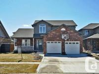 Absolutely Stunning 1878 Sqft Brick 2 Storey Home In