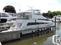 Luxury meets affordability. A spacious vessel with a