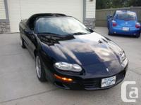 Make Chevrolet Year 2002 Colour Z28 35 th Anniversary