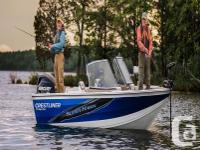 2015 Crestliner 1750 SuperhawkNEVER COMPROMISE! Smart