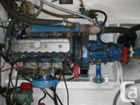 A true bluewater cruiser. Internal lead ballast,