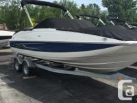 2014 Bayliner 210 Deck Boat*Pricing does not include