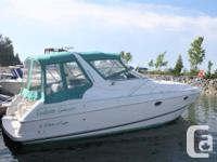 1994 34' X 11' Chris CraftCrowne 322 Cruiser - Water