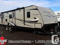 Description: The 2016 Passport Grand Touring 3350BH, by
