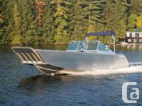 22' - 26' Pulsecraft Models available, Boat only price