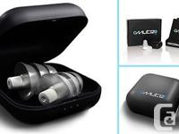 The M-Series Earplug Protects your Hearing without
