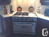 Model TRI-STAR Commercial Oven 36 inch Natural Gas