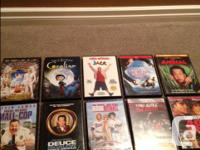 I am selling my movies for $20. Movies: Jennifer's