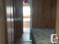 Calay 36 Ft camper with triple bunkhouse for sale. Full
