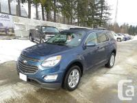 Description: Chevy Equinox is coming your way with a