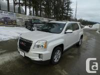 Description: The GMC Terrain is the perfect combination