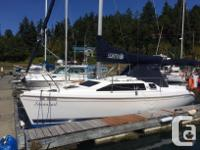If you are looking for an easy to manage sailboat, with