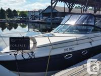 Low Hours!!!!!!!!Just listed, this 2005 Rinker 270