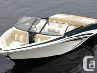 2016 Glastron GT 185KEY FEATURESSSV® HullGlastron