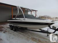 This boat IS super Clean , Rare Big Block Efi engine,