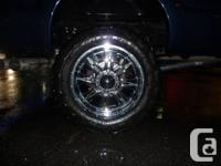 "Ford F350 37"" Tires & rims and tires 80% tread life in"