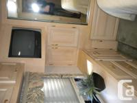 2000, 38' Dutch star- diesel motor home with two slides